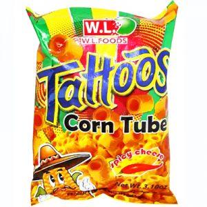 WL Tattoos Corn Tube Spicy Che...