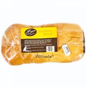 Boca Bakery Kalihim Bread / Ube Filled