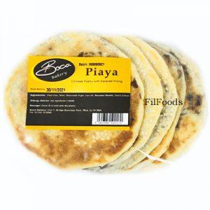 Boca Bakery Piaya (5 Pieces)