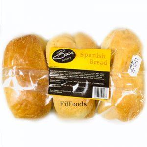 Boca Bakery Spanish Bread (6 Pieces)
