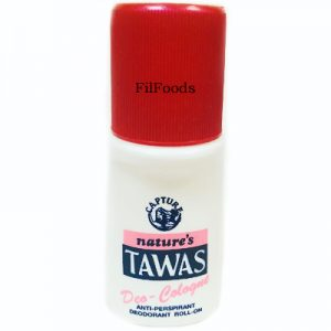 Capture Nature's Tawas Deo-Cologne Anti-Pers